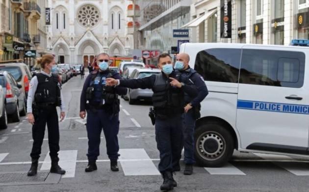 CNDDU Ferma condanna nei confronti del terrorismo che oggi ha colpito Nizza Solidarietà alla  Francia
