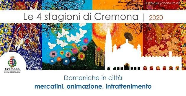 """""""Le 4 stagioni di Cremona"""": annullati gli eventi in programma sino al 24 novembre"""