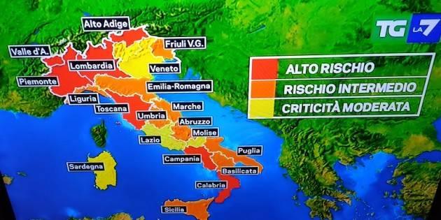 Italia Dati 23/11  Coronavirs 2° Ondata : 22.930 nuovi casi (pari al 15.39% )  su 148.945   tamponi  effettuati e 630  vittime Superati i 50mila morti