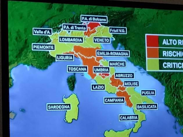 Italia Dati  25/02/2021  Coronavirus  :  19.886  nuovi casi, 443.704  tamponi con 308 morti