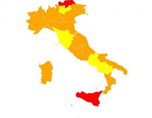 Italia Dati  25/01/2021  Coronavirs  :  8.561   nuovi casi, 143.116   tamponi con 420  morti
