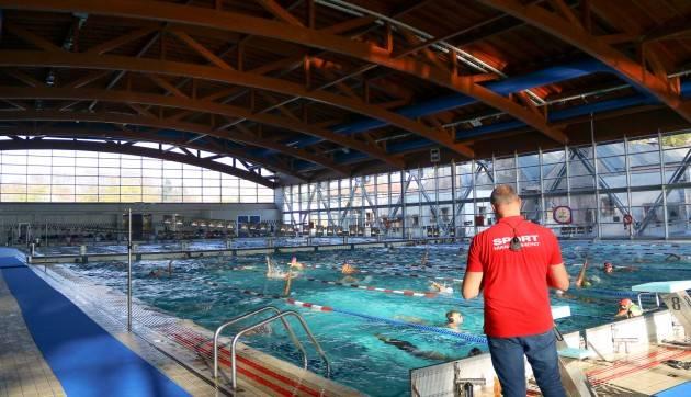 Aperta da oggi ( 3/11/20) piscina Sport Management Cremona