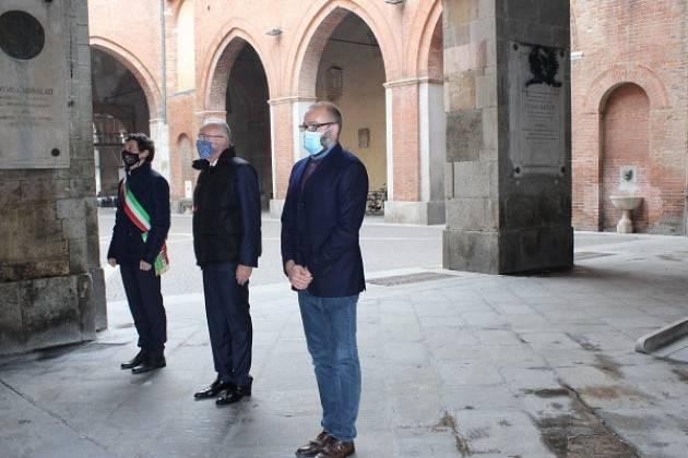 Cremona Commemorato il Giorno dell'Unità Nazionale e delle Forze Armate