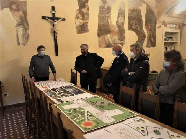 Fondazione Sospiro Cremona Presentazione progetto nuovo edificio destinazione socio saniatria