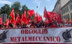 Sciopero dei metalmeccanici in tutta italia ed anche il Lombardia il 5 novembre per il contratto