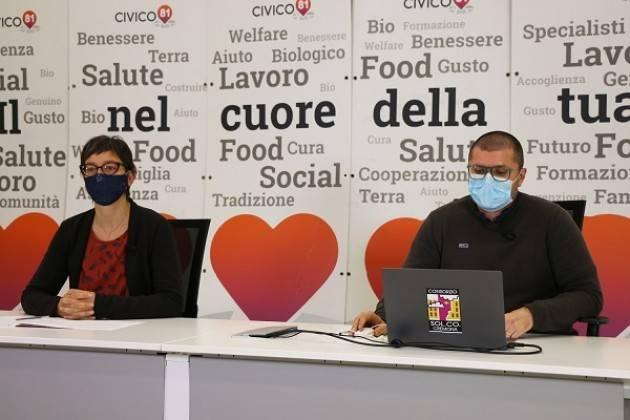 PresentatoProgetto Consorzio Solco con  la nuova piattaforma WelfareXCremona
