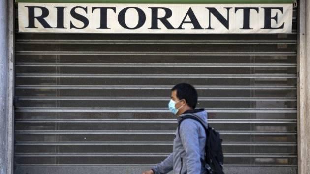 Coldiretti Covid, Lombardia: stop bar e ristoranti costa 250 milioni in cibo e bevande