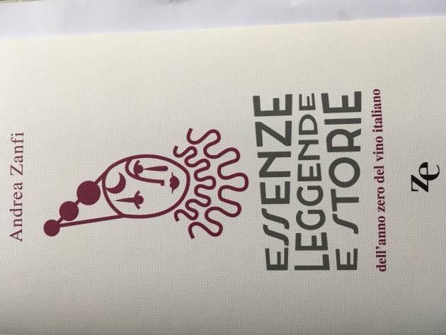 Andrea Zanfi narra 40 anni del vino italiano intervistando 43 protagonisti