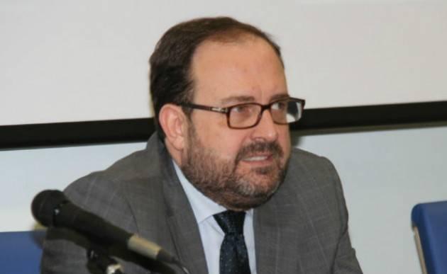Arvedi annuncia Gerardo Paloschi, cremonese, 58 anni, nominato responsabile relazioni istituzionali FinArvedi