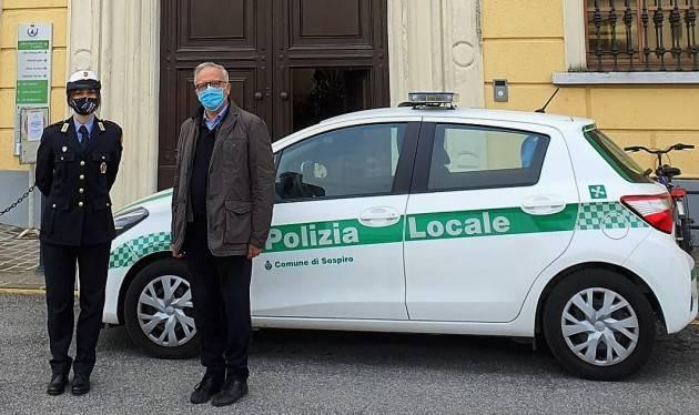 SOSPIRO (CR) , APPROVATO IL REGOLAMENTO DI POLIZIA LOCALE E PER LA CONVIVENZA CIVILE