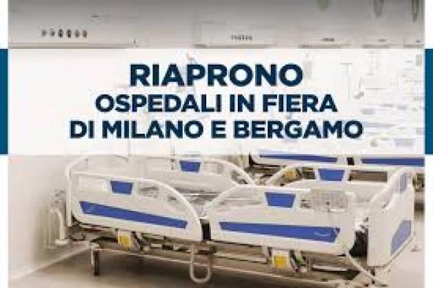Degli Angeli(M5S) per Fontana e Gallera ci sono infermieri di serie a e infermieri di serie b.
