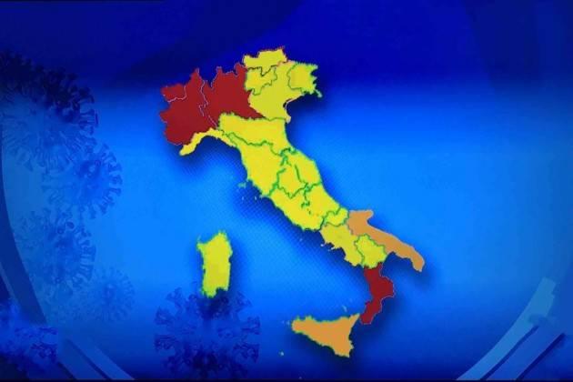 ATTUALITÀ: Il Ministro Speranza apre ad una rivalutazione delle restrizioni nei comuni di Cremona, Brescia, Mantova e Bergamo