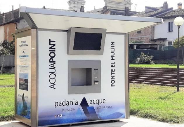 Cremona Padania Acque : Nuove case acqua ad Isola Dovarese, Paderno Ponchielli e Ripalta Arpina