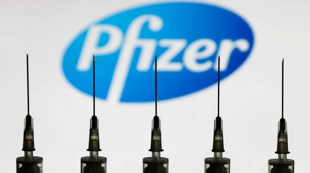 Vaccino anti-Covid Pfizer-BioNTech efficace al 90%