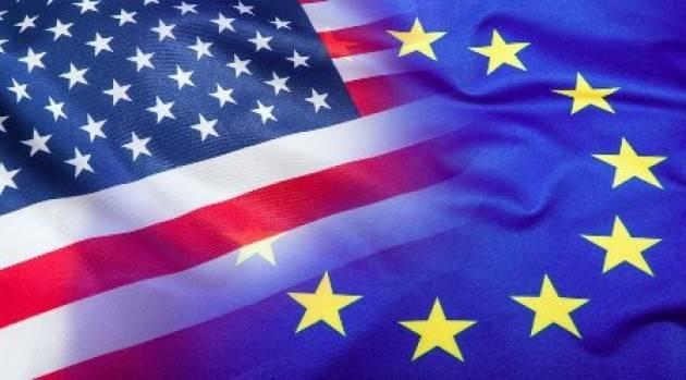 L'UE PRONTA A LAVORARE CON BIDEN