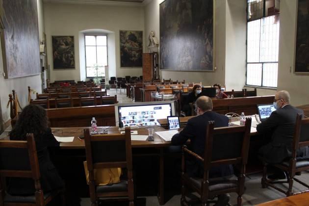 Resoconto sintetico del Consiglio Comunale del 10 novembre 2020