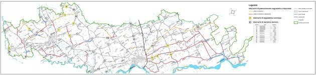 Provincia di Cremona sicurezza stradale 600.000 mila euro di opere sul territorio, confinanziate dalla Regione Lombardia