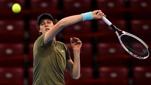 Sinner vince l'Atp di Sofia e conquista il primo titolo in carriera
