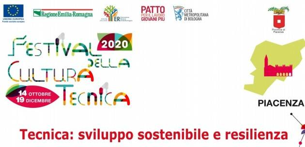 Piacenza Festival della Cultura Tecnica, l'evento della Provincia riunirà virtualmente 80 classi e 1600 alunni
