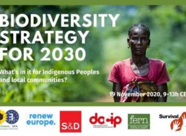 La strategia Ue per la biodiversità e i popoli indigeni
