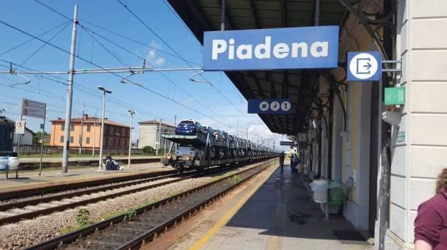 Il progetto autostrada blocca la ferrovia Piadena Mantova. Degli Angeli e Fiasconaro (M5s Lombardia)