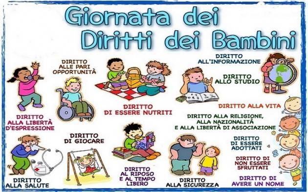 Piacenza Giornata mondiale dei Diritti dell'Infanzia, l'Amministrazione comunale ricorda il valore della ricorrenza