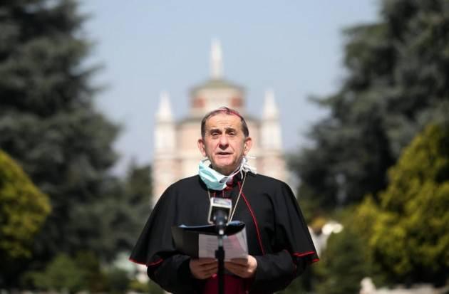 L'arcivescovo di Milano negativo, non ha più il covid