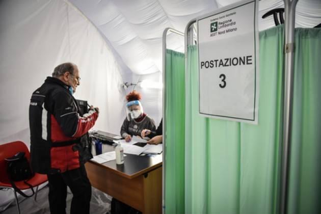 In Lombardia distribuite 1,8 mln dosi vaccino autoinfluenzale