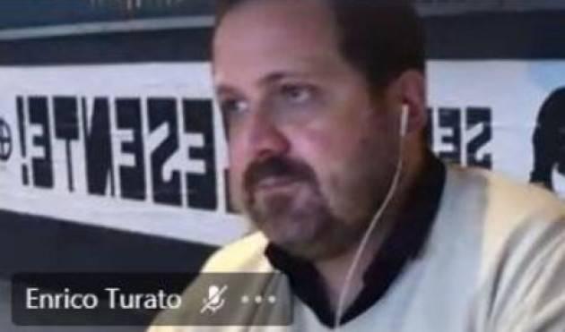 Anpi, consigliere di Municipio mostra croce celtica a Milano