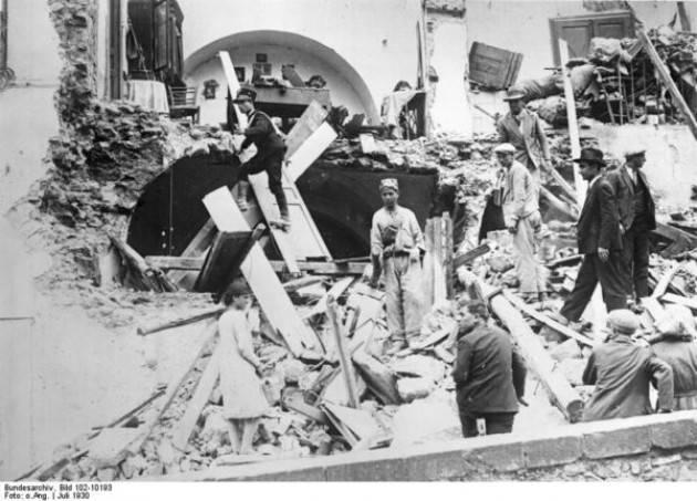 CNDDU Terremoto dell' Irpinia (magnitudo 6.9): sono passati 40 anni