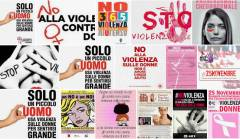Cremona 25 novembre 2020 giornata internazionale di contrasto alla violenza sulle donne