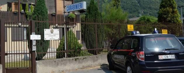 SONDRIO - 46ENNE TENTA IL SUICIDIO: SALVATA DAI FIGLI - ARRESTATA
