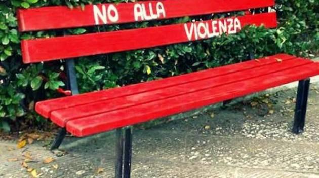 Il 25 novembre 2020,  Giornata internazionale per l'eliminazione della violenza sulle donne  ISA MAGGI