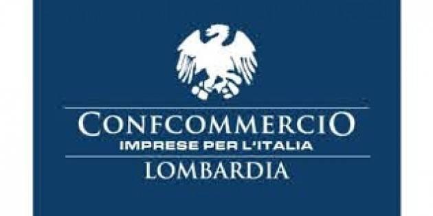 CONFCOMMERCIO LOMBARDIA ''RISCHIO AUTUNNO NERO PER IMPRESE E OCCUPAZIONE''