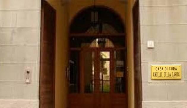 A Cremona, nella Casa di Cura 'Ancelle', già attivo un intero reparto con 20 posti per subacuti Covid.