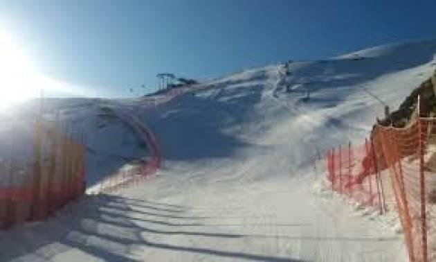 L'appello dei medici: ''Le piste da sci devono rimanere chiuse''