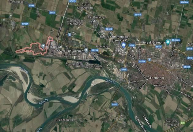Falde Acquifere Di Cremona E Spinadesco Inquinate Degli Angeli M5s Lomb Presenta Un Interrogazione
