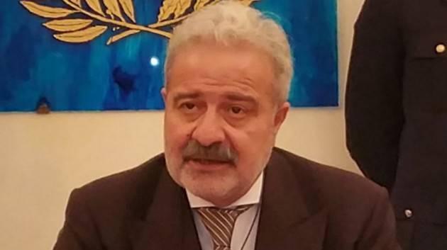 Guido Longo, il superpoliziotto scelto da Conte per la Calabria