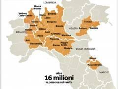 CORONAVIRUS - LOMBARDIA È ZONA ARANCIONE: ECCO COSA SUCCEDE PUNTO PER PUNTO