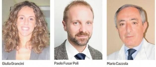 Università Pavia Il  ricercatore cremonese Paolo Fusar Poli nella classifica degli 'Highly Cited  Researchers'