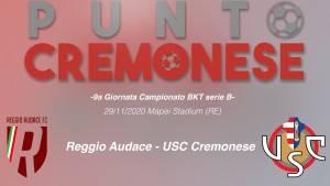 PUNTO CREMONESE: oggi alle 15.00 Cremonese in campo a Reggio Emilia in cerca degli attributi e dei gol.