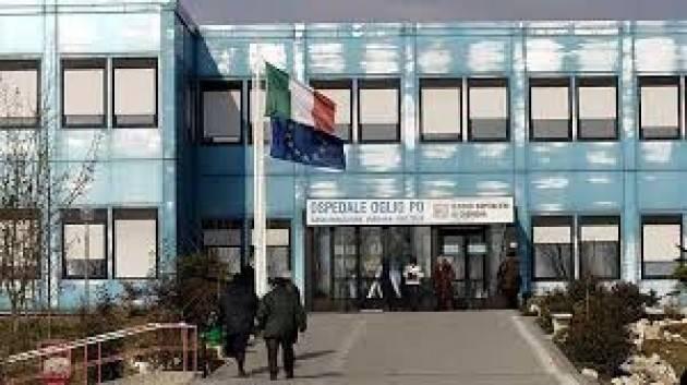Il personale medico ed infermieristico Hosp  Oglio Po viene sospeso per sanzioni disciplinari | Degli Angeli (M5S Lomb)