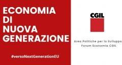 Cgil, il 3 e il 18/12  seminari su 'Economia Verde' e 'Democrazia Economica'