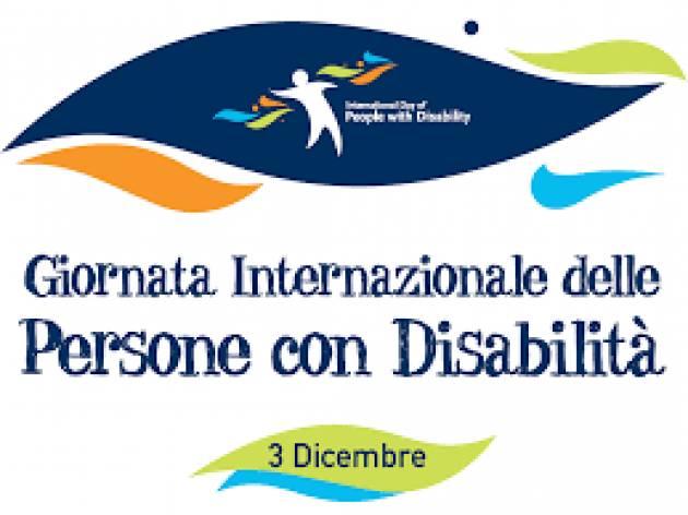 UICI Cremona Giornata Internazionale delle Persone con Disabilità del 3 dicembre