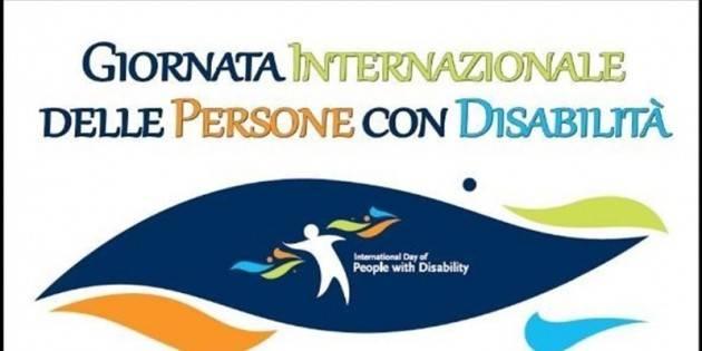 CNDDU Ricordiamo il 3 dicembre Giornata Internazionale persone con Disabilità