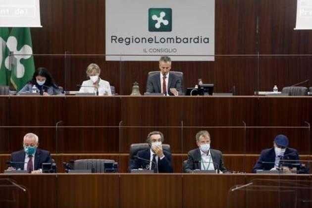 Altri 43,7 milioni a sostegno di imprese e famiglie Lombarde