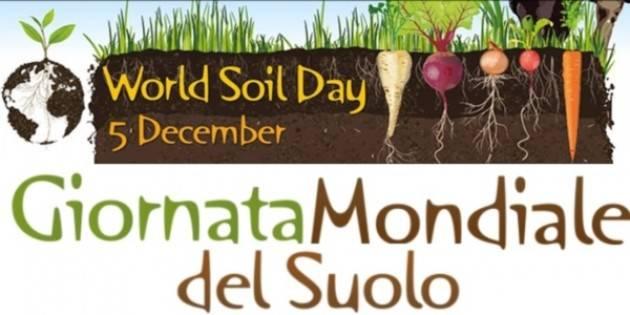Cinque dicembre Giornata Mondiale Suolo | Circolo Vedo Verde Legambiente Cremona