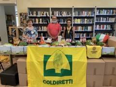 Coldiretti Cremona: in prima linea per la solidarietà alimentare