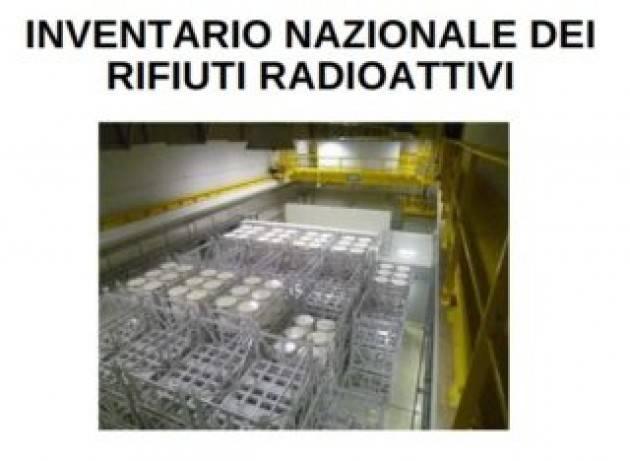 Rifiuti radioattivi, in Italia presente sotto controllo ma futuro in alto mare