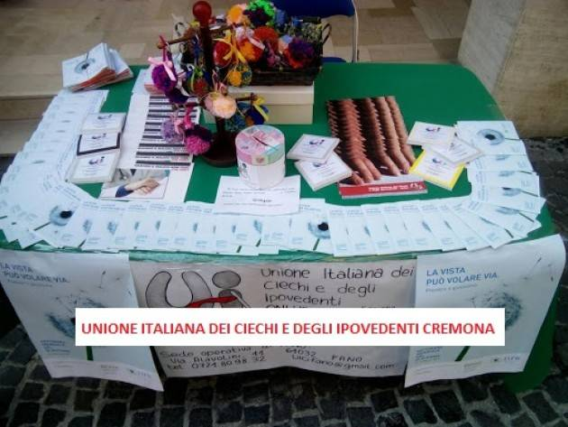 UICI Venite al nostro banchetto a  Cremona  il 09.12.2020